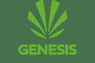 Logo da Genesis Verde