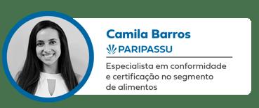 Camila Paripassu