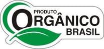 Selo produto orgânico Brasil