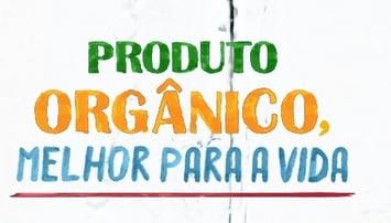 Produto orgânico melhor para a vida