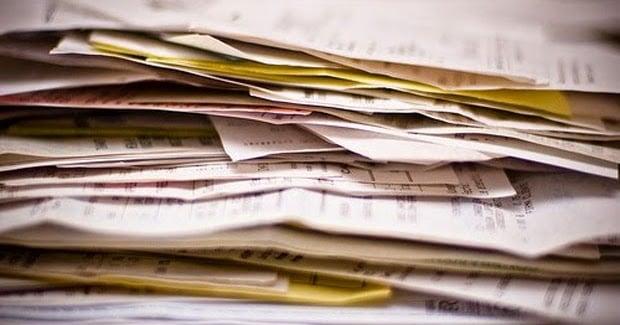pilha-de-papel