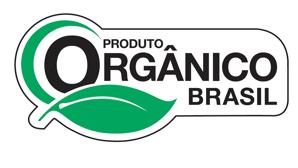 Selo produtos orgânicos
