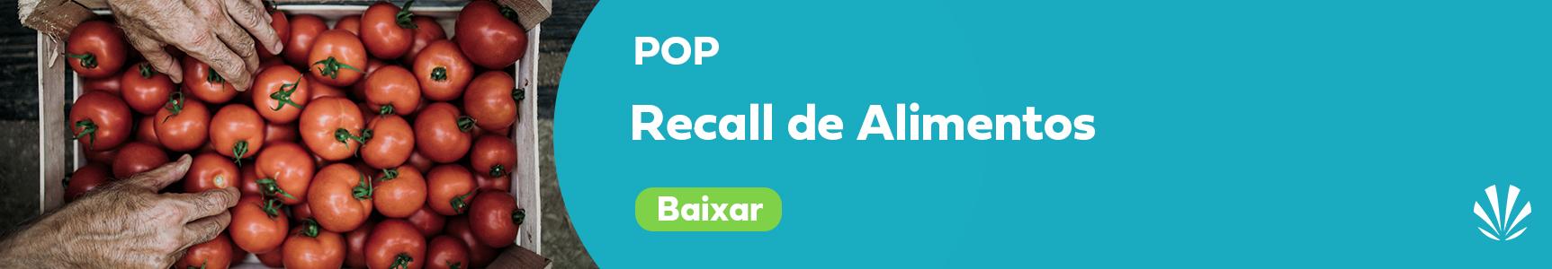 POP Recall de Alimentos