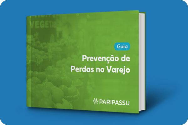 E-book Guia de prevenção de perdas no varejo