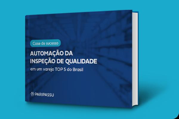 E-book automação da inspeção de qualidade varejoTOP 5 do Brasil