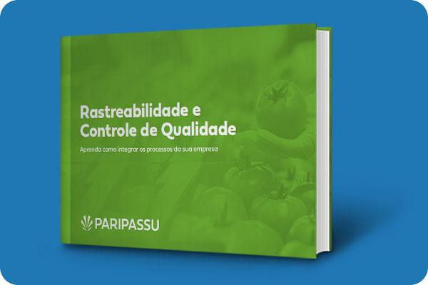 Ebook- Rastreabilidade e controle de qualidade