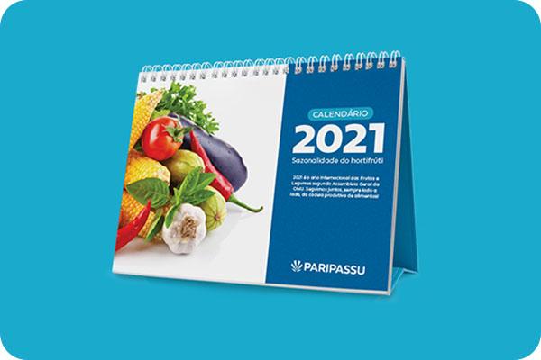 calendário 2021 - sazonalidade do hortifrúti